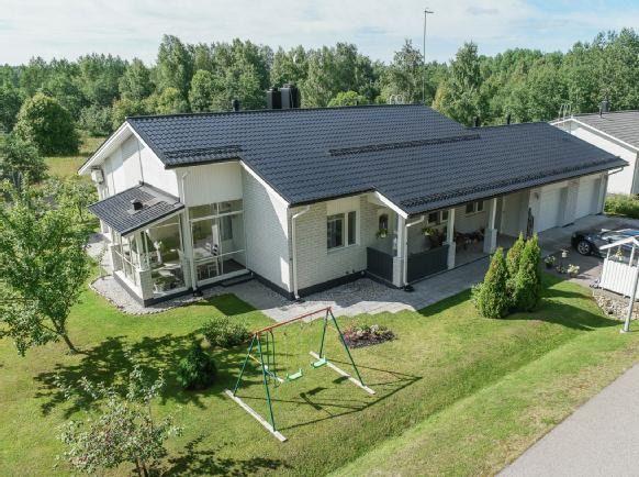 Дом в Иматре, Финляндия, 227 м2 - фото 1