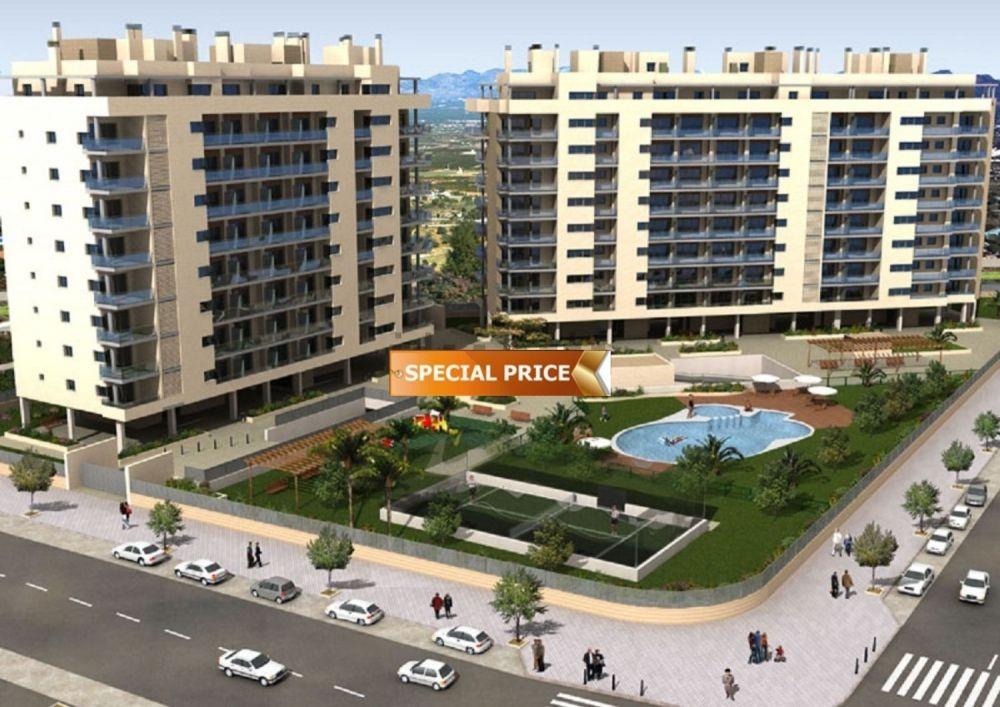 Апартаменты в Аликанте, Испания, 56 м2 - фото 1