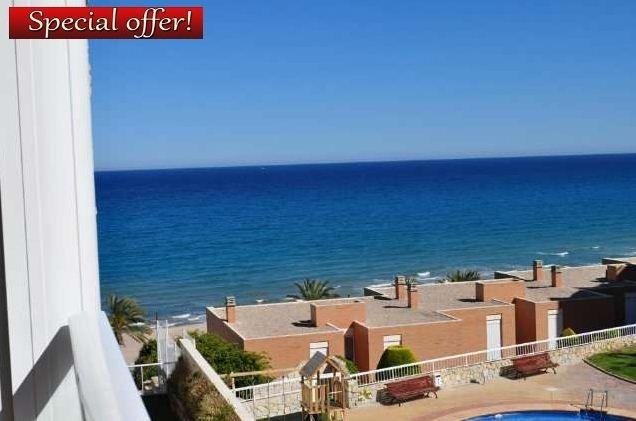 Стоимость квартиры в испании у моря