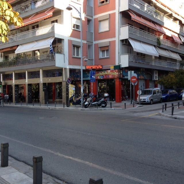 Коммерческая недвижимость в Салониках, Греция, 660 м2 - фото 1