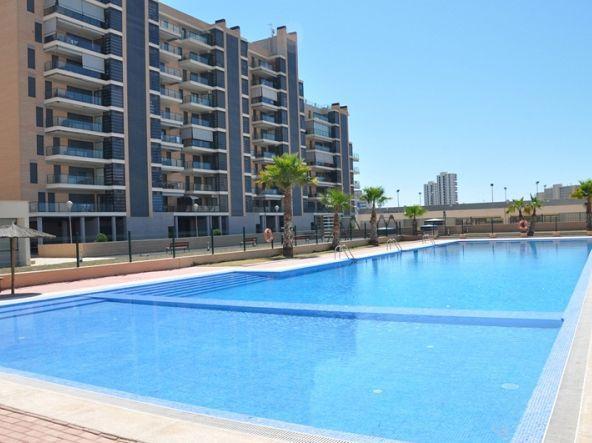 Апартаменты на Коста-Бланка, Испания, 83 м2 - фото 1