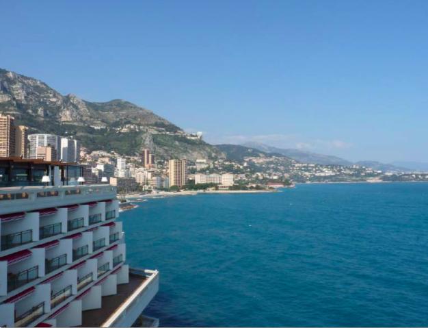 Квартира в Монте Карло, Монако, 184 м2 - фото 1