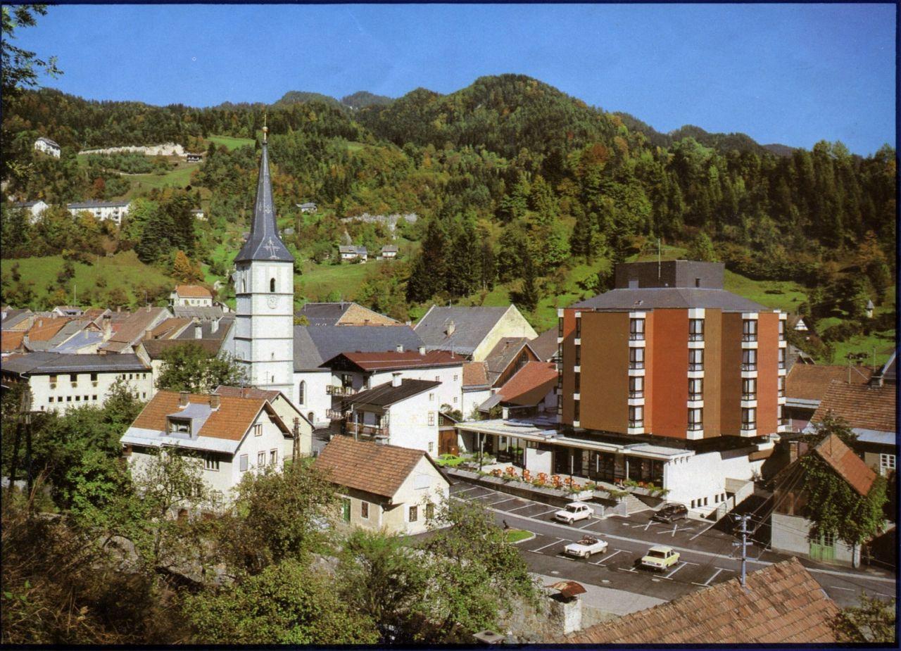 Отель, гостиница в Каринтии, Австрия, 2500 м2 - фото 1