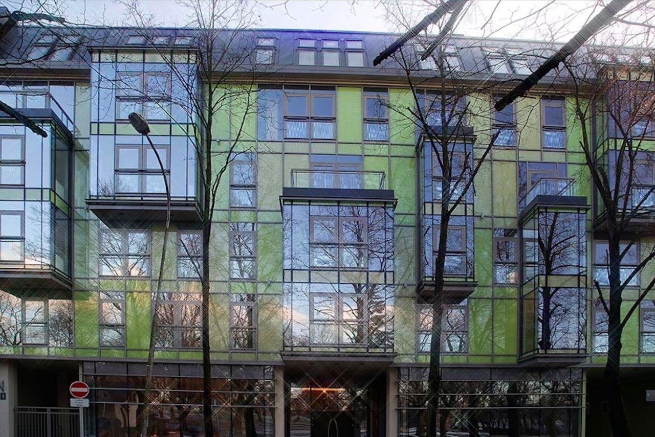 Апартаменты в Риге, Латвия, 231.4 м2 - фото 1