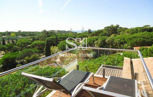Апартаменты в Вале ду Лобу, Португалия, 190 м2 - фото 1