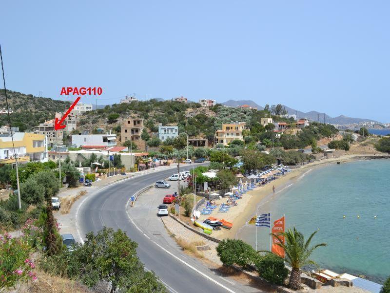 Апартаменты в Айос-Николаос, Греция, 53 м2 - фото 1