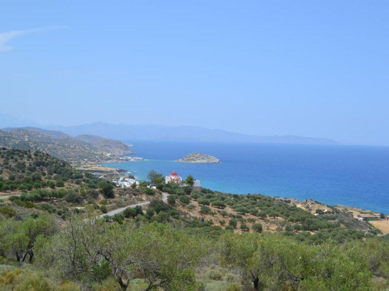 Земля в Айос-Николаос, Греция, 4590 м2 - фото 1