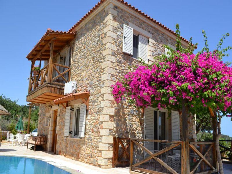 Вилла в Милатосе, Греция, 135 м2 - фото 1