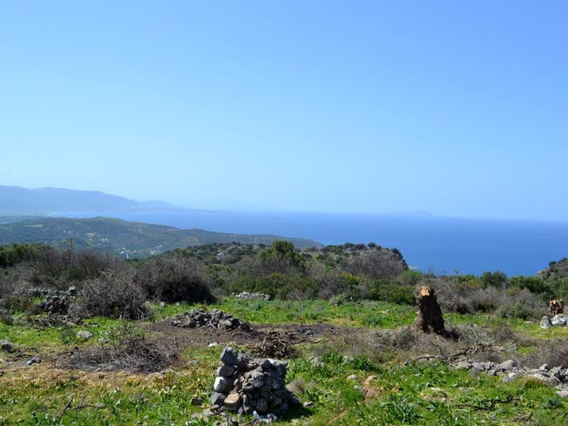 Земля в Айос-Николаос, Греция, 400 м2 - фото 1