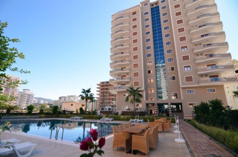 Квартира в Аланье, Турция, 178 м2 - фото 1