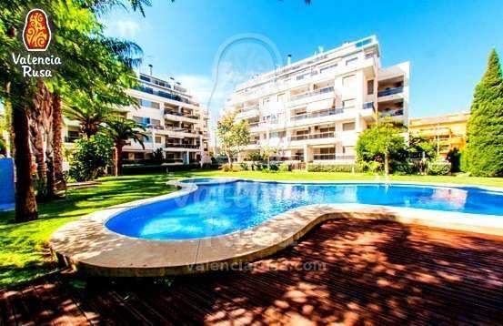Квартира на Коста-Бланка, Испания, 90 м2 - фото 1