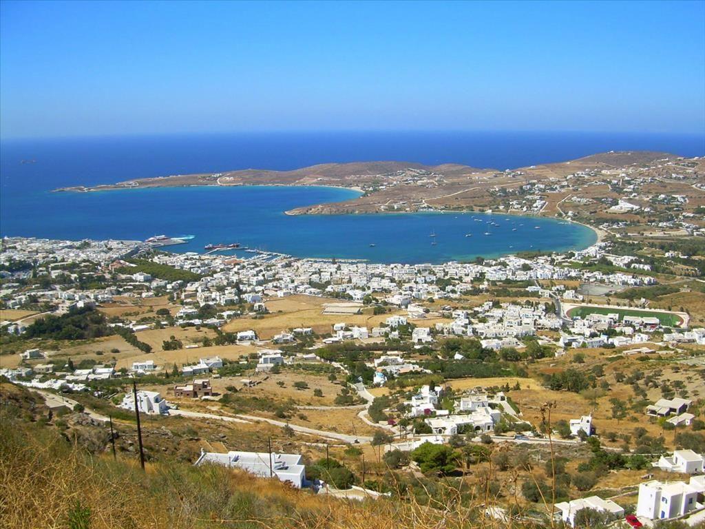 Земля на Паросе, Греция, 210000 м2 - фото 1
