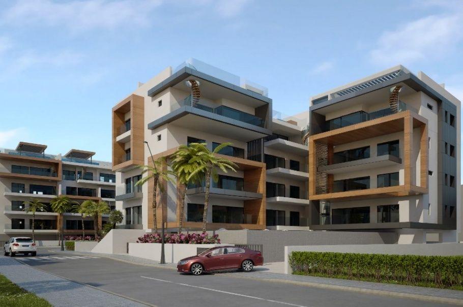 Апартаменты в Лимассоле, Кипр, 53 м2 - фото 1