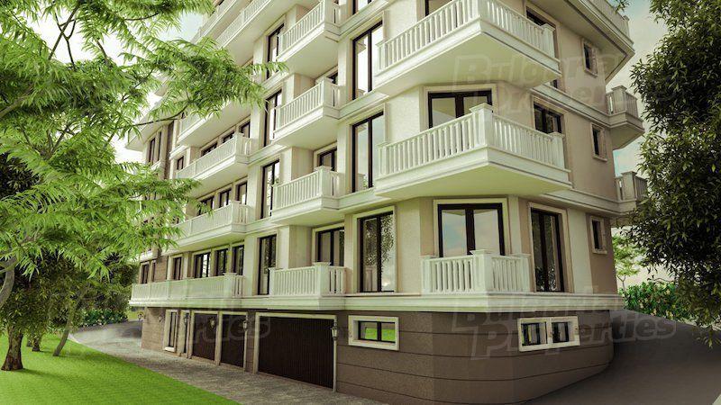 Апартаменты в Варне, Болгария, 53.75 м2 - фото 1