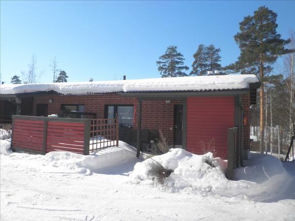 Таунхаус в Пункахарью, Финляндия, 60 м2 - фото 1