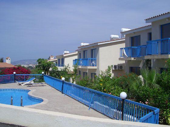 Таунхаус в Пафосе, Кипр, 91 м2 - фото 1