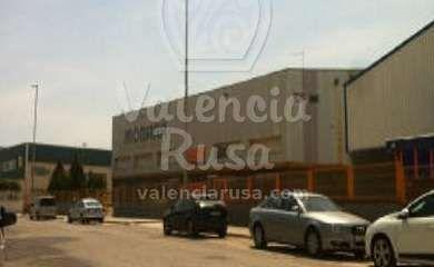 Производство в Валенсии, Испания, 3700 м2 - фото 1