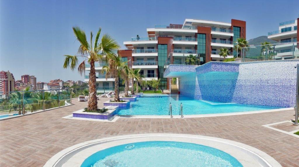 Квартира в Аланье, Турция, 64 м2 - фото 1