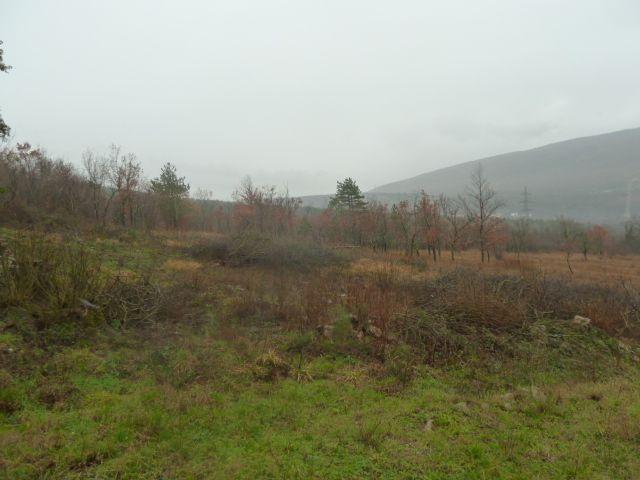 Земля в Кршане, Хорватия, 1350 м2 - фото 1