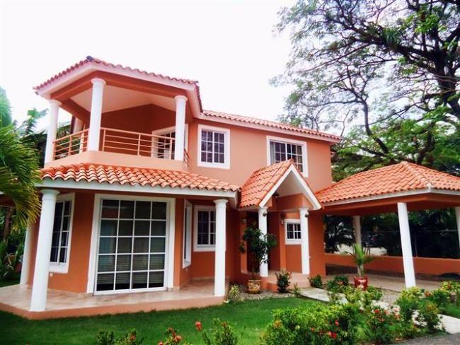 Дом в Сосуа, Доминиканская Республика, 250 м2 - фото 1
