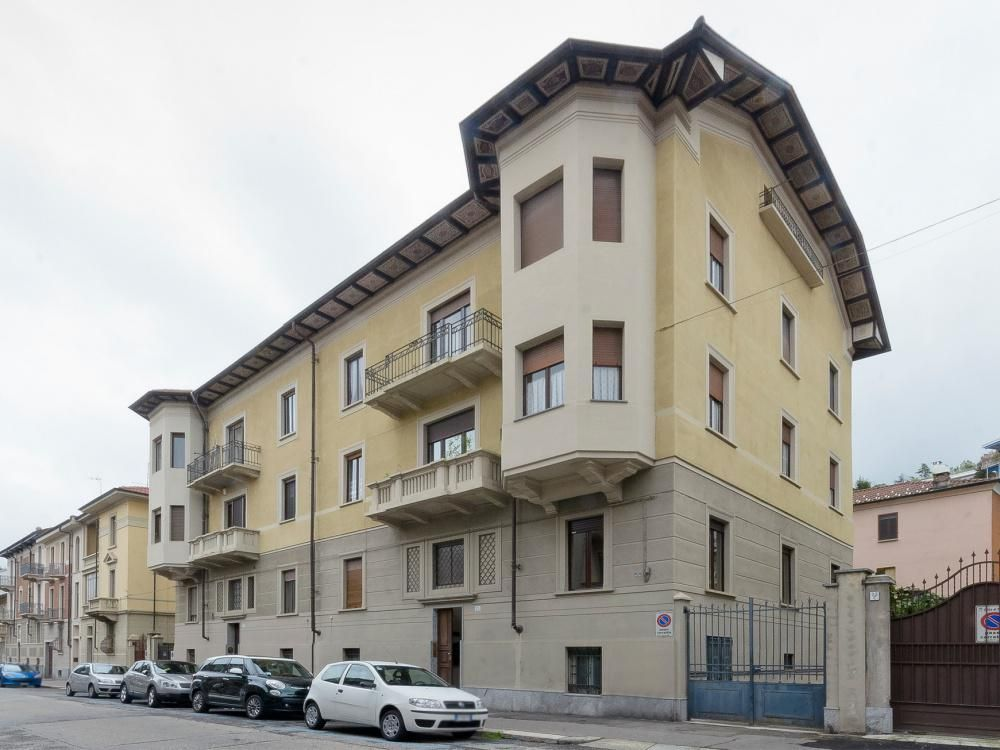 Апартаменты в Турине, Италия, 150 м2 - фото 1