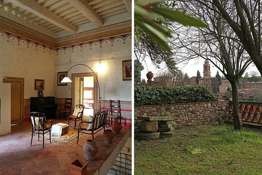 Квартира в Умбрии, Италия, 500 м2 - фото 1