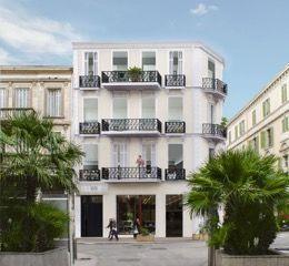 Квартира в Каннах, Франция, 41.7 м2 - фото 1