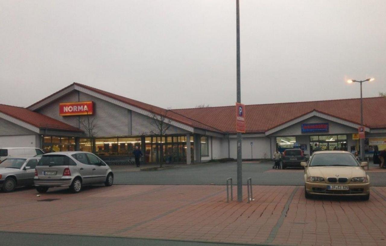 Магазин в Северной Баварии (Франконии), Германия, 1689 м2 - фото 1