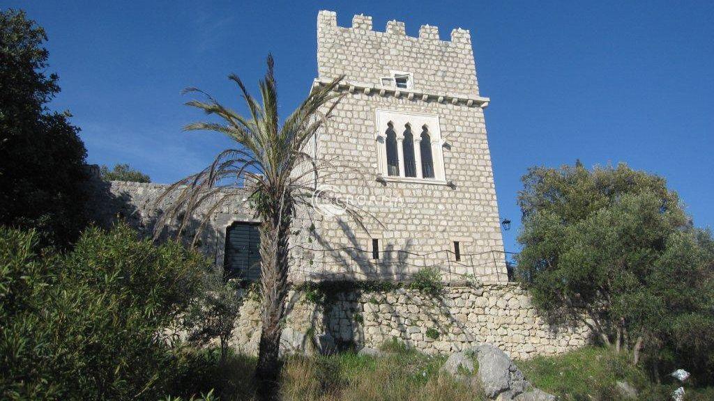Замок в Дубровнике, Хорватия - фото 1