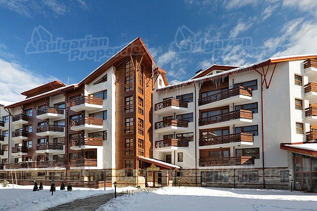 Апартаменты в Банско, Болгария, 40.25 м2 - фото 1
