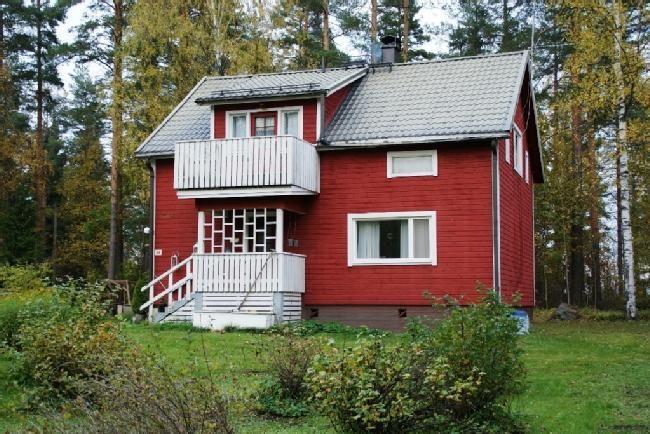 Дом в Савонранта, Финляндия, 2548 м2 - фото 1