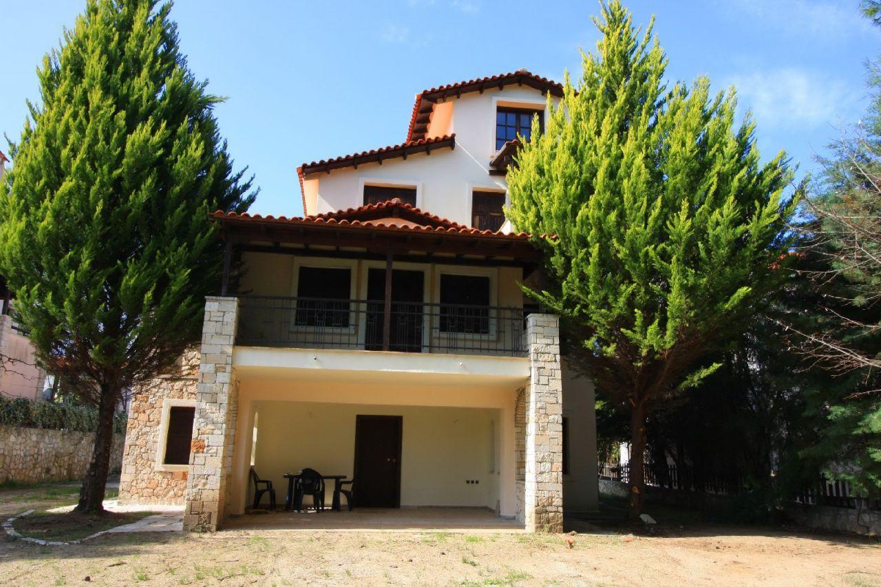 Коттедж на Кассандре, Греция, 265 м2 - фото 1