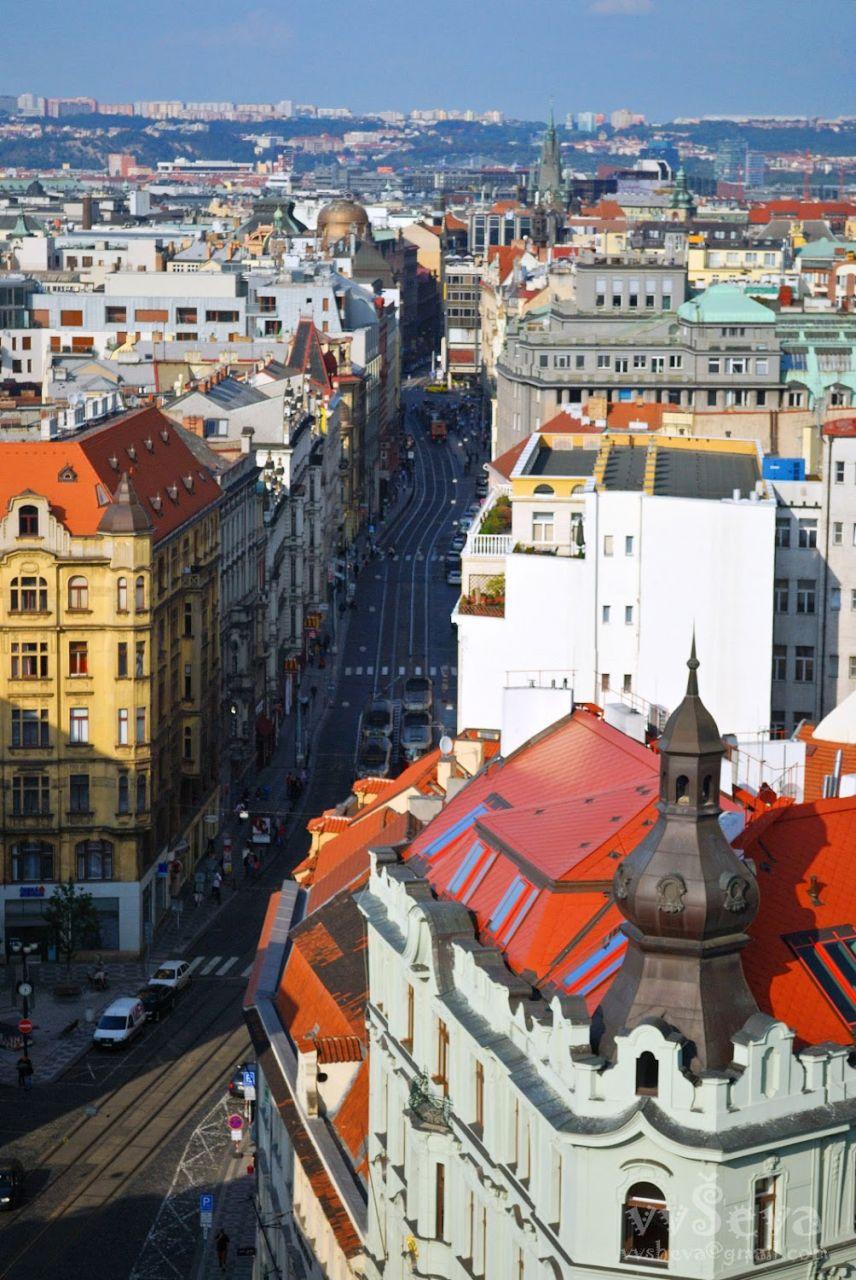 Доходный дом в Праге, Чехия, 491 м2 - фото 1