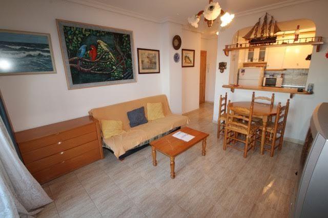 Апартаменты в Торревьехе, Испания, 45 м2 - фото 1