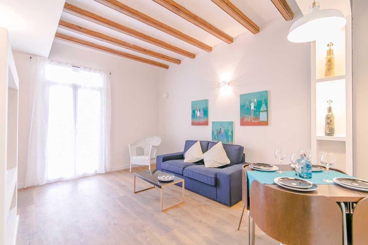 Квартира в Барселоне, Испания, 45 м2 - фото 1