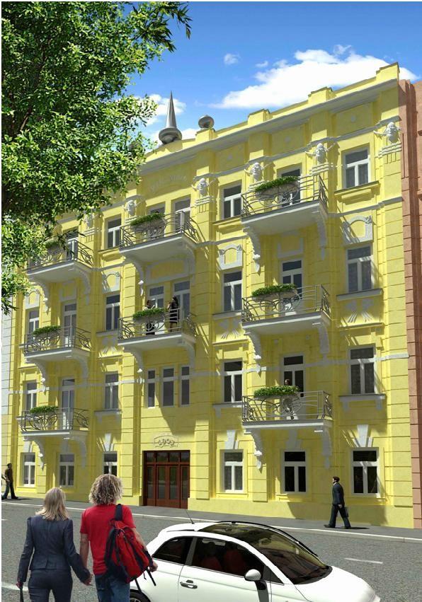 Квартира в Марианске-Лазне, Чехия - фото 1