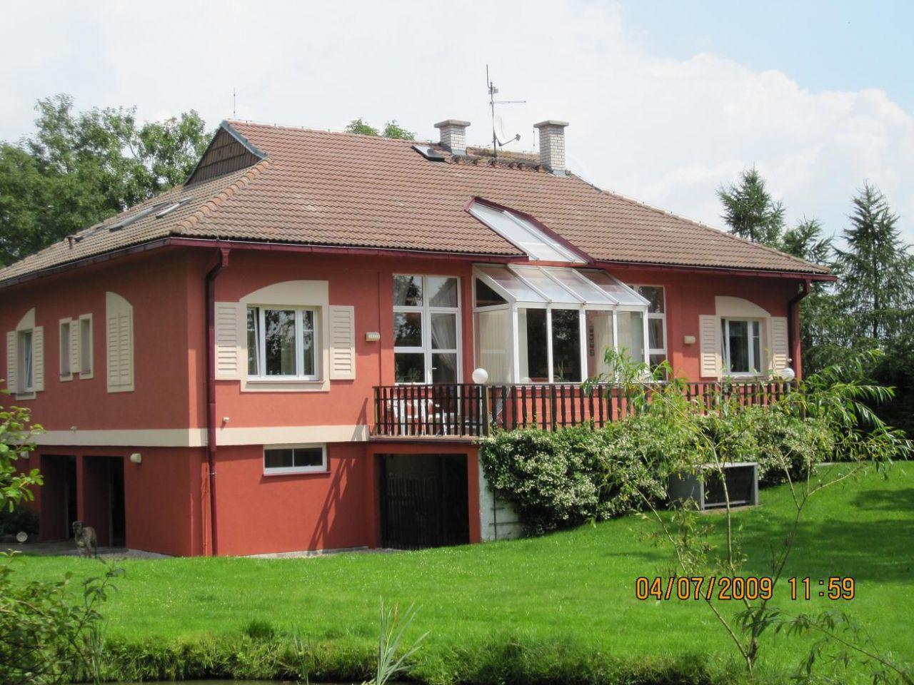 Дом в Карловых-Варах, Чехия, 580 м2 - фото 1