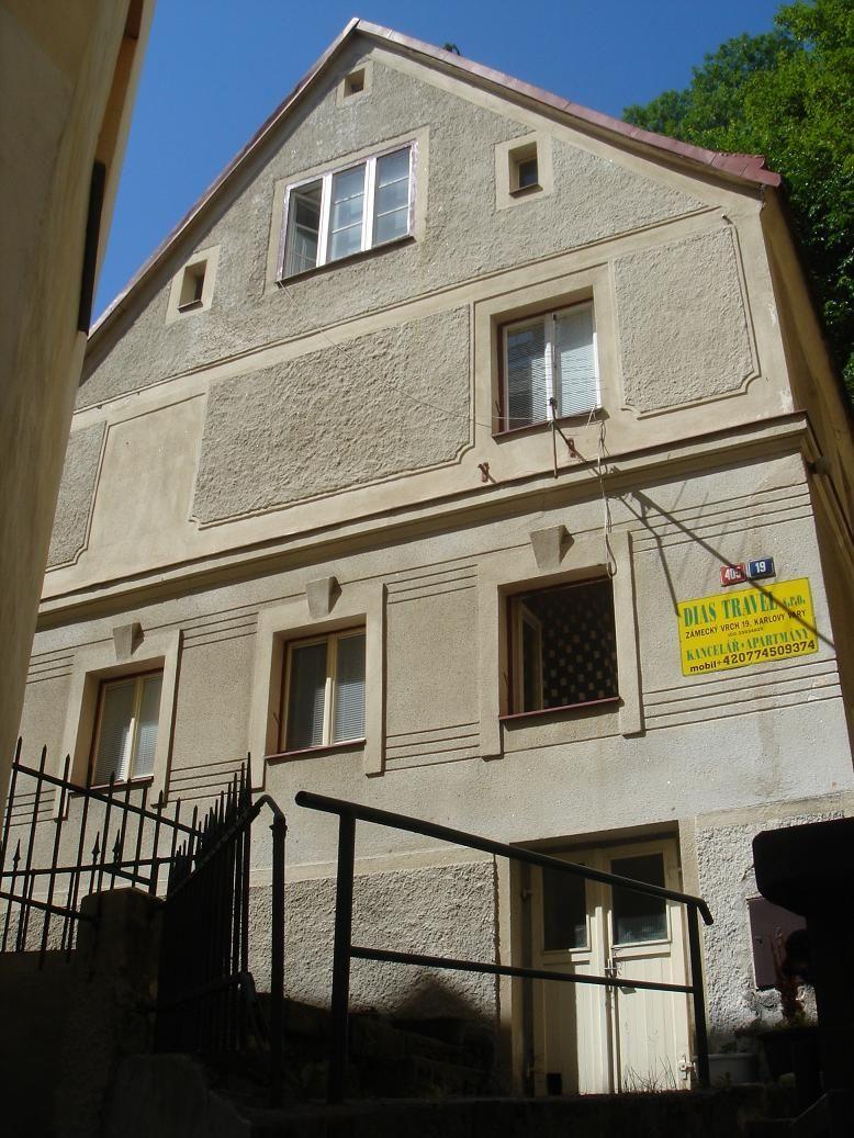 Дом в Карловых-Варах, Чехия, 285 м2 - фото 1