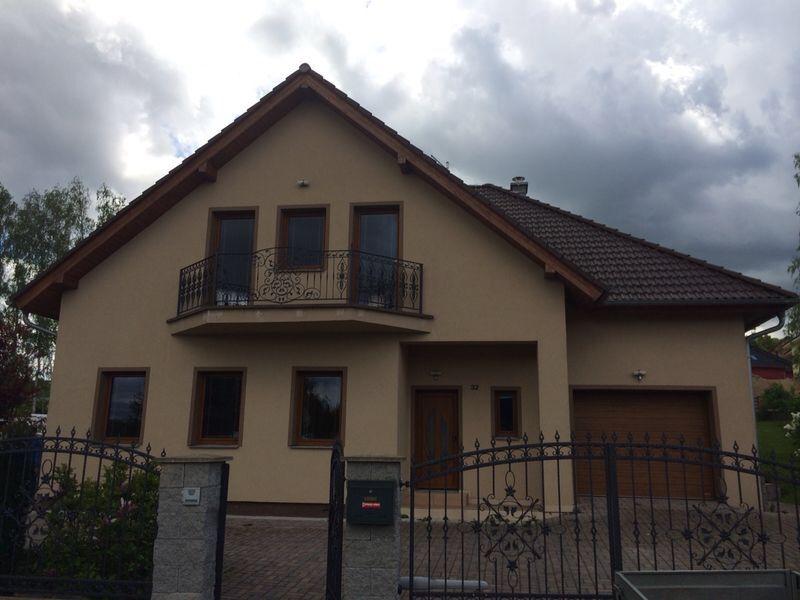 Дом в Карловых-Варах, Чехия, 200 м2 - фото 1