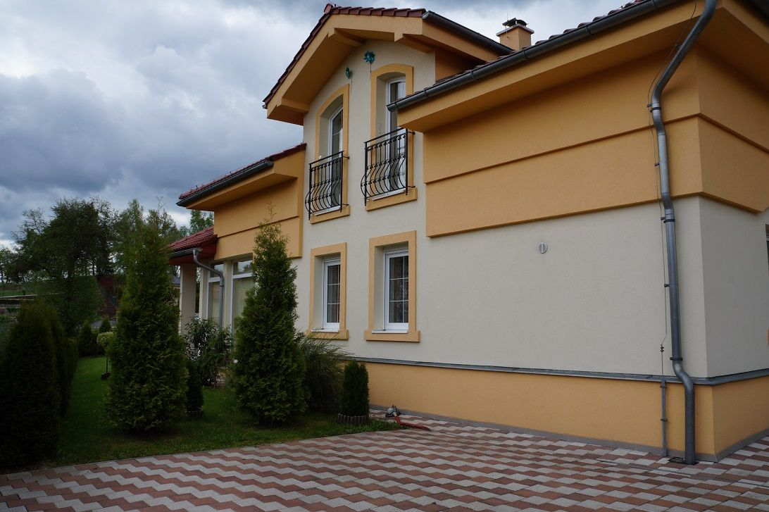Дом в Карловых-Варах, Чехия, 240 м2 - фото 1