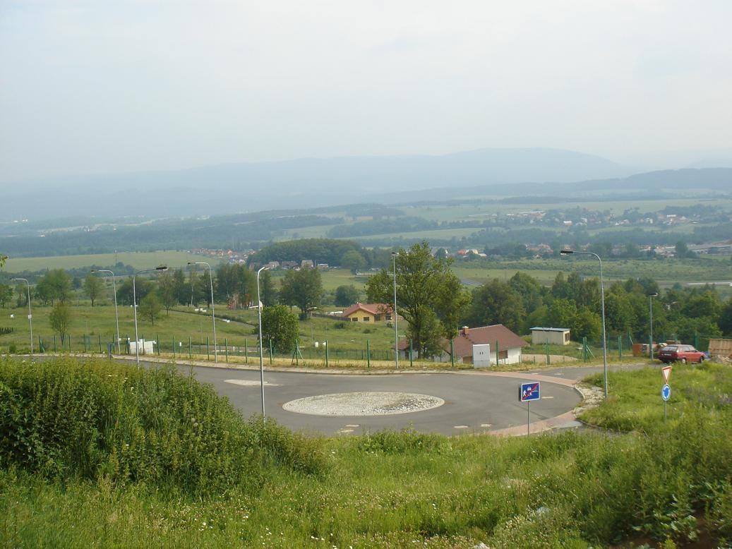 Земля в Карловых-Варах, Чехия, 1132 м2 - фото 1