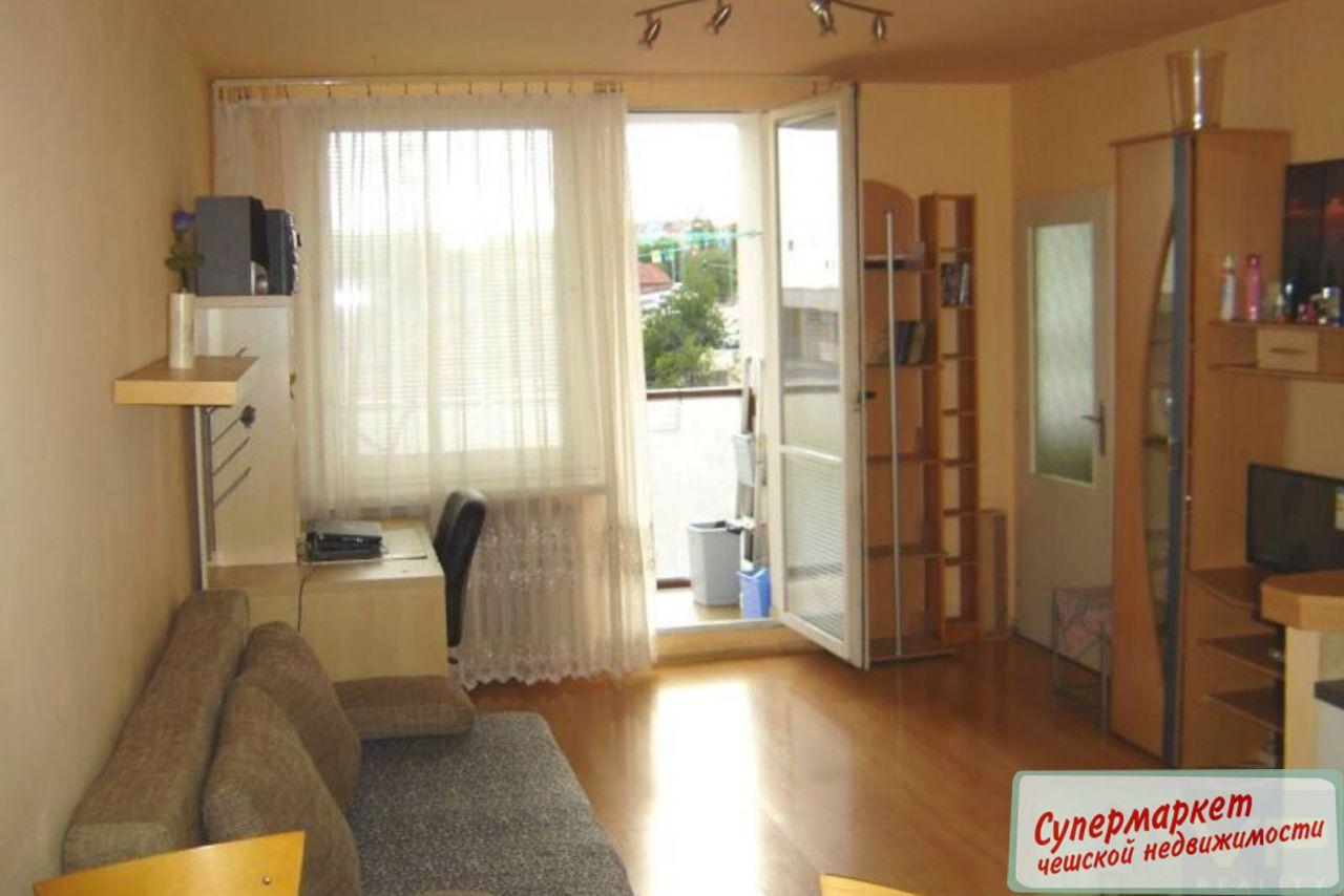 Квартира в Праге, Чехия, 47 м2 - фото 1