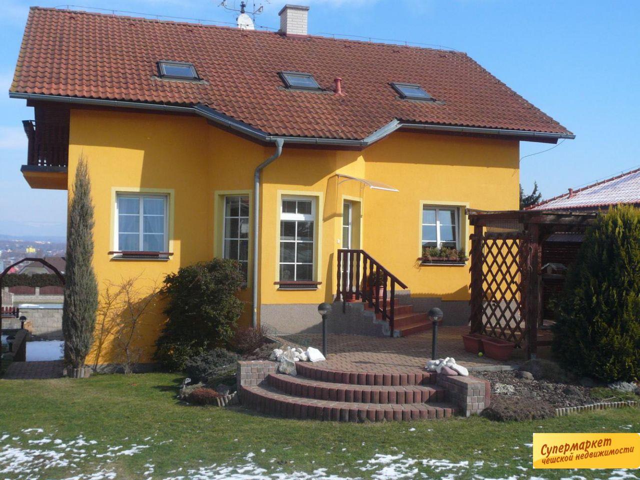 Дом в Карловых-Варах, Чехия, 129 м2 - фото 1