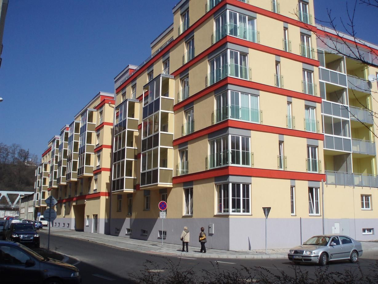Квартира в Карловых-Варах, Чехия, 107 м2 - фото 1