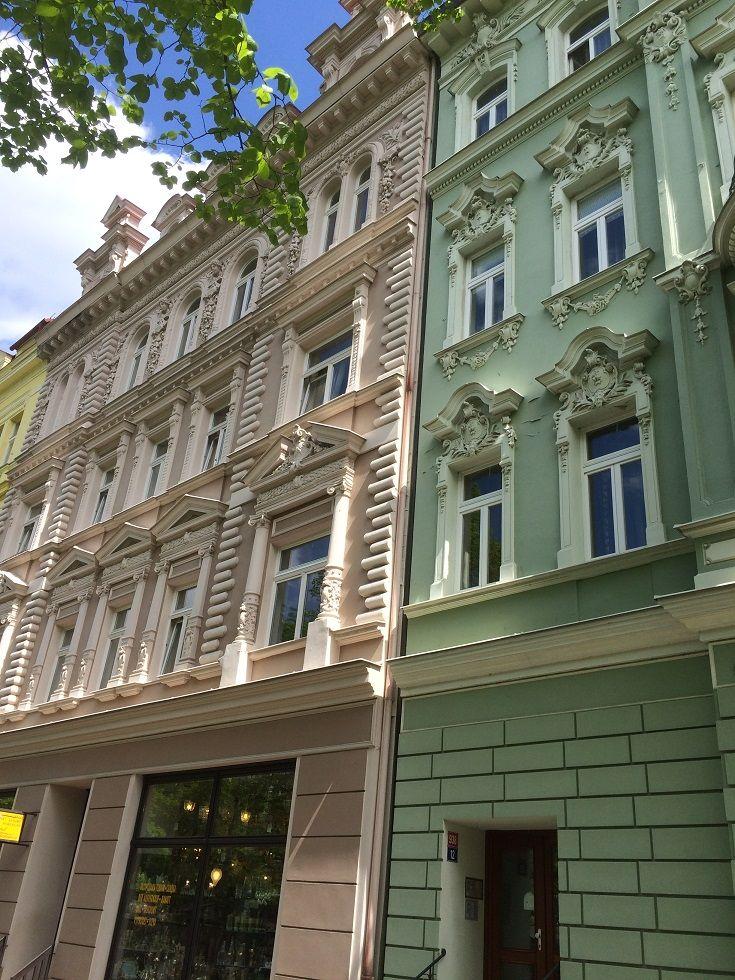 Квартира в Карловых-Варах, Чехия, 68 м2 - фото 1