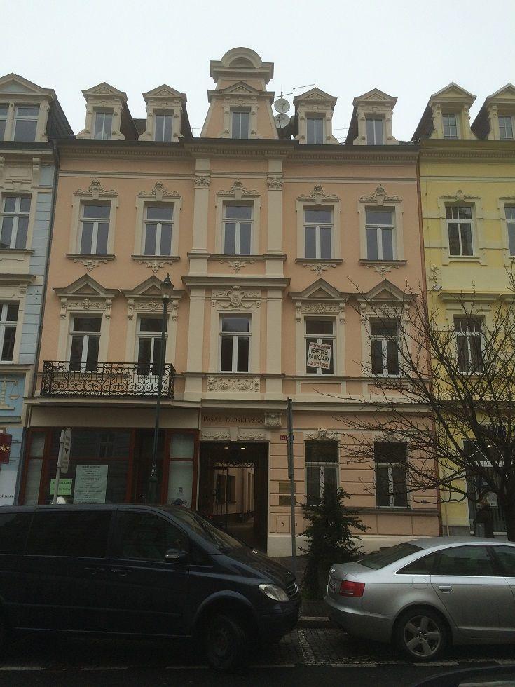 Квартира в Карловых-Варах, Чехия, 111 м2 - фото 1
