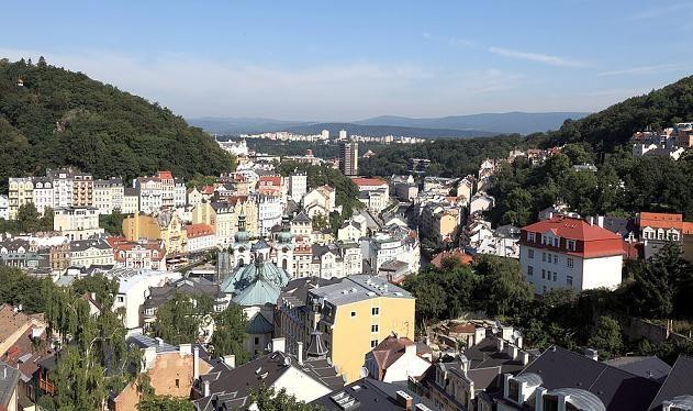 Дом в Карловых-Варах, Чехия, 114 м2 - фото 1