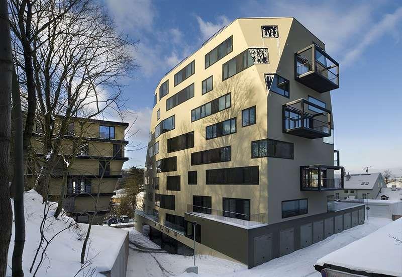 Квартира в Карловых-Варах, Чехия, 62 м2 - фото 1