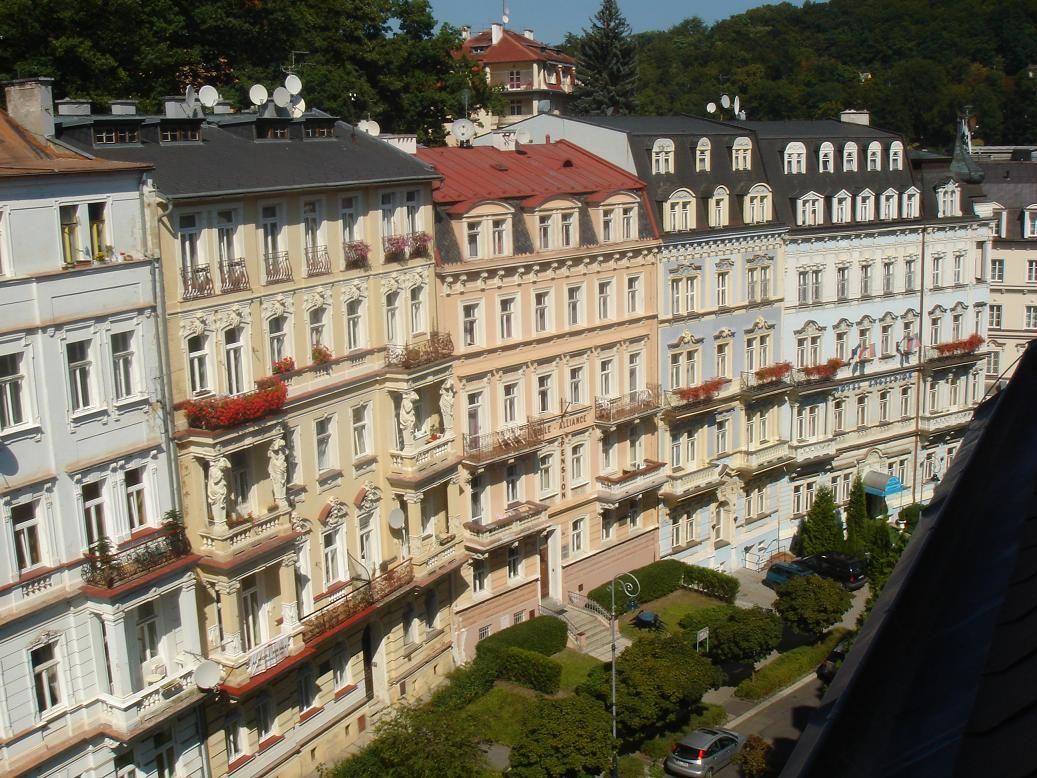 Квартира в Карловых-Варах, Чехия, 97 м2 - фото 1