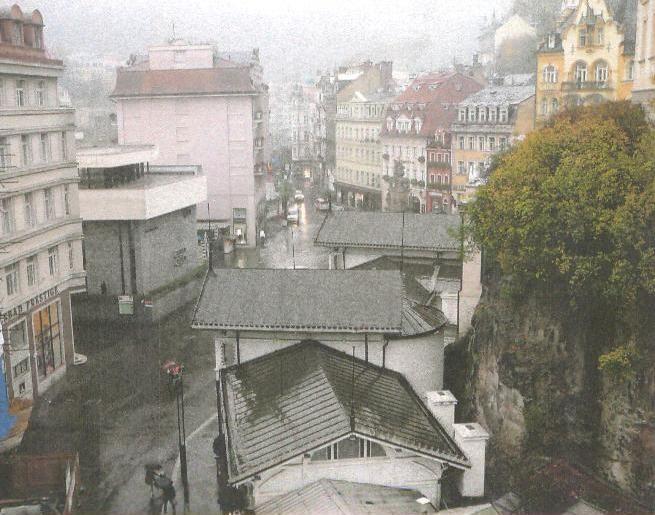 Квартира в Карловых-Варах, Чехия, 50 м2 - фото 1